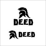 queuecatさんの男性2人組音楽ユニット「DEED」のロゴへの提案