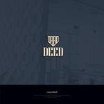 onesizefitsallさんの男性2人組音楽ユニット「DEED」のロゴへの提案