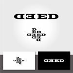 MountHillさんの男性2人組音楽ユニット「DEED」のロゴへの提案