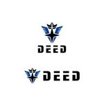 Yolozuさんの男性2人組音楽ユニット「DEED」のロゴへの提案