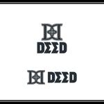 cagelowさんの男性2人組音楽ユニット「DEED」のロゴへの提案