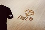 sumiyochiさんの男性2人組音楽ユニット「DEED」のロゴへの提案
