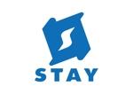 shibazakuraさんのリノベーションとインテリアの新会社「STAY」のロゴへの提案