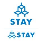 leererさんのリノベーションとインテリアの新会社「STAY」のロゴへの提案