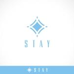 MUSAIさんのリノベーションとインテリアの新会社「STAY」のロゴへの提案