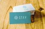 nakagami3さんのリノベーションとインテリアの新会社「STAY」のロゴへの提案