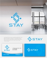 drkigawaさんのリノベーションとインテリアの新会社「STAY」のロゴへの提案