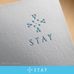 リノベーションとインテリアの新会社「STAY」のロゴへの提案