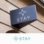 fujiseyooさんのリノベーションとインテリアの新会社「STAY」のロゴへの提案