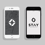 haru_Designさんのリノベーションとインテリアの新会社「STAY」のロゴへの提案