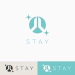 pokke_desuさんのリノベーションとインテリアの新会社「STAY」のロゴへの提案