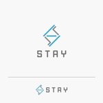 kyawa-cさんのリノベーションとインテリアの新会社「STAY」のロゴへの提案