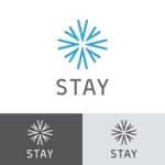 OTOrwnさんのリノベーションとインテリアの新会社「STAY」のロゴへの提案