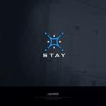 onesizefitsallさんのリノベーションとインテリアの新会社「STAY」のロゴへの提案