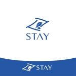 mu-toさんのリノベーションとインテリアの新会社「STAY」のロゴへの提案