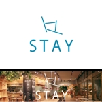 red3841さんのリノベーションとインテリアの新会社「STAY」のロゴへの提案