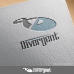 Webサービス「Divergent」のロゴへの提案