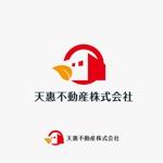 rgm_mさんの不動産業者 「天惠不動産株式会社」のロゴへの提案