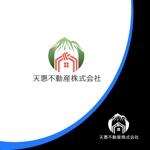 ark-mediaさんの不動産業者 「天惠不動産株式会社」のロゴへの提案