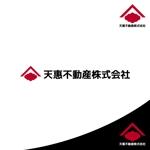 rogomaruさんの不動産業者 「天惠不動産株式会社」のロゴへの提案