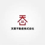 tanaka10さんの不動産業者 「天惠不動産株式会社」のロゴへの提案