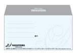 mahalo_mahaloさんの会社の封筒デザイン依頼への提案