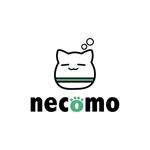 h_nakamachiさんの愛猫家向け専用賃貸物件「necomo」のロゴ作成への提案