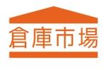 AkihikoMiyamotoさんの事業用不動産(倉庫・工場・事業用地)の売買・賃貸の専門店「倉庫市場」のロゴへの提案