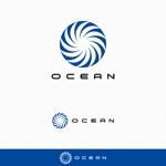 minami-mi-natzさんのIoTプラットフォーム 「UPR OCEAN」のロゴへの提案