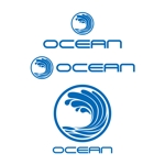 ronsunnさんのIoTプラットフォーム 「UPR OCEAN」のロゴへの提案