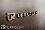 klennyさんのIoTプラットフォーム 「UPR OCEAN」のロゴへの提案