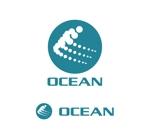 MacMagicianさんのIoTプラットフォーム 「UPR OCEAN」のロゴへの提案