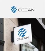 drkigawaさんのIoTプラットフォーム 「UPR OCEAN」のロゴへの提案
