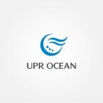 tanaka10さんのIoTプラットフォーム 「UPR OCEAN」のロゴへの提案