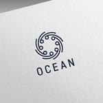 chapterzenさんのIoTプラットフォーム 「UPR OCEAN」のロゴへの提案