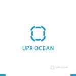 akitakenさんのIoTプラットフォーム 「UPR OCEAN」のロゴへの提案
