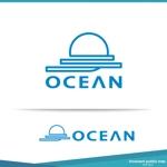 nekosuさんのIoTプラットフォーム 「UPR OCEAN」のロゴへの提案