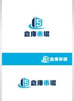 Doing1248さんの事業用不動産(倉庫・工場・事業用地)の売買・賃貸の専門店「倉庫市場」のロゴへの提案