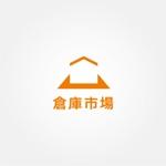 tanaka10さんの事業用不動産(倉庫・工場・事業用地)の売買・賃貸の専門店「倉庫市場」のロゴへの提案