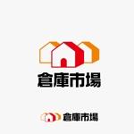 rgm_mさんの事業用不動産(倉庫・工場・事業用地)の売買・賃貸の専門店「倉庫市場」のロゴへの提案