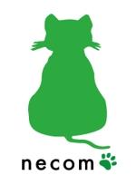 AkihikoMiyamotoさんの愛猫家向け専用賃貸物件「necomo」のロゴ作成への提案