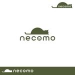 le_cheetahさんの愛猫家向け専用賃貸物件「necomo」のロゴ作成への提案