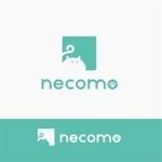 landscapeさんの愛猫家向け専用賃貸物件「necomo」のロゴ作成への提案