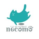 sriracha829さんの愛猫家向け専用賃貸物件「necomo」のロゴ作成への提案
