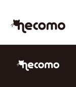 serve2000さんの愛猫家向け専用賃貸物件「necomo」のロゴ作成への提案