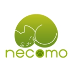 yukitomoさんの愛猫家向け専用賃貸物件「necomo」のロゴ作成への提案