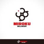 369デリバリー 株式会社 都録(ミロク) ロゴ作成への提案