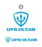 tsujimoさんのIoTプラットフォーム 「UPR OCEAN」のロゴへの提案