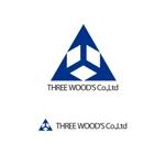MacMagicianさんの建築デザイン会社 「株式会社スリーウッド」のロゴへの提案