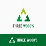 landscapeさんの建築デザイン会社 「株式会社スリーウッド」のロゴへの提案